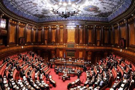 Camera e senato la composizione dei gruppi tutti numeri for Senato della repubblica