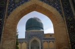 Mausoleo di Amir Temur di Elisabetta Fratini